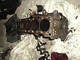 Б/У блок циліндрів двигуна гольф 2 1.6 бензин PN, фото 5