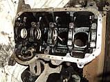 Б/У блок цилиндров  двигателя гольф 2 1.6 бензин PN, фото 6