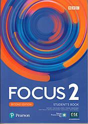 Учебник  Focus 2nd ed 2 Student's book