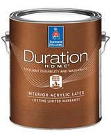КРАСКА DURATION HOME FLAT (Глубокоматовая)  Sherwin Williams (Extra White, Deep, Ultradeep) 3,78 л.