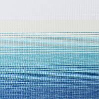 Рулонные шторы День-ночь Ткань Багамы Лазурь