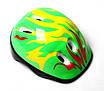 Роликовые коньки квады Scale Sport С защитой и шлемом Зеленые р.29-33 (SD), фото 3