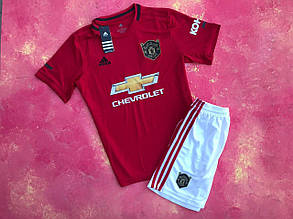 Футбольная форма ФК Манчестер Юнайтед (Manchester United)