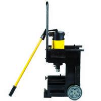 Пресс гидравлический для гибки, резки и перфорирования токоведущих шин до 150х12 мм ПГШ-150