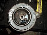 Б/У шкив коленвала гольф 2 1.6 бензин, фото 2