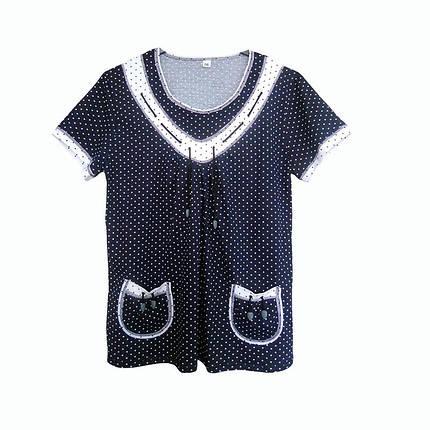 Блуза женская со шнурком, фото 2