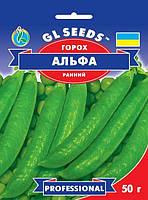 Семена гороха Альфа 50 г, GL SEEDS