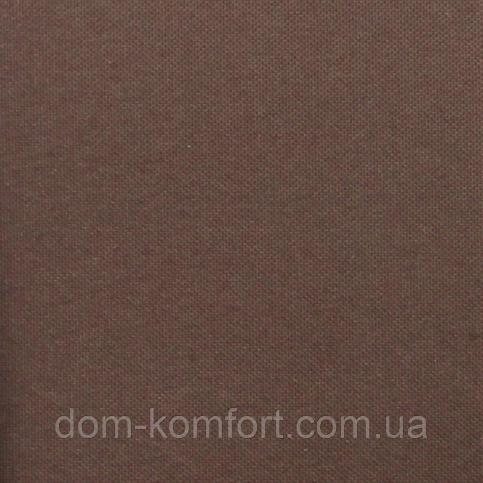 Рулонные шторы Ткань WZ-202-2078 Шоколад