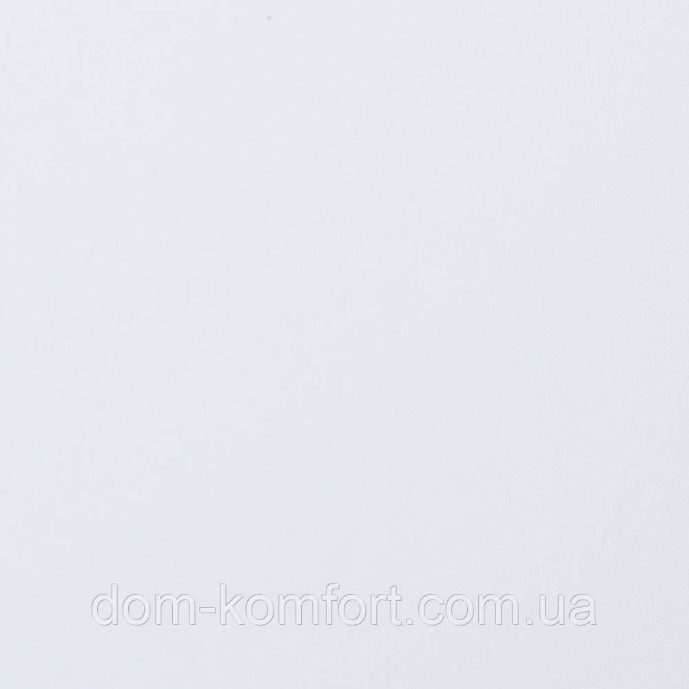 Рулонные шторы Ткань Сильвер Термо блэкаут 051 Белый