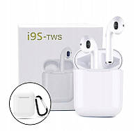 Беспроводные наушники I9S tws 5.0 + Кабель USB, кабель для зарядки, шнур USB, USB кабель для телефона ПОДАРОК