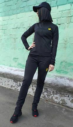 Костюм женский спортивный Puma Ferrari(ластик), фото 2