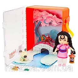 Ігровий набір лялечки Принцеса Мулан Disney