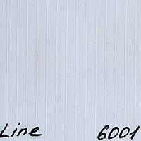 Вертикальные жалюзи Ткань Line (Лайн) Белый 6001