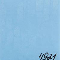 Вертикальні жалюзі Тканина Rembrant (Рембрант) Блакитний 4921