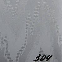 Вертикальні жалюзі Тканина Fortuna (Фортуна) Сірий 304