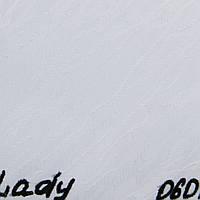 Вертикальні жалюзі Тканина Lady (Леді) Білий 0601