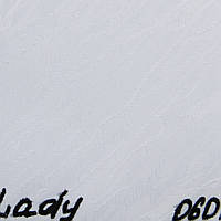 Вертикальные жалюзи Ткань Lady (Леди) Белый 0601