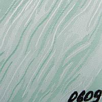 Вертикальні жалюзі Тканина Lady (Леді) Зелений 0609