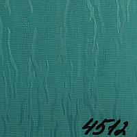 Вертикальные жалюзи Ткань Van Gogh (Ван Гог) Зелёный 4512