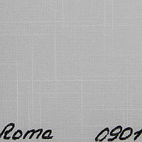 Вертикальные жалюзи Ткань Roma Белый 0901
