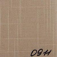Вертикальные жалюзи Ткань Roma Светло-коричневый 0911