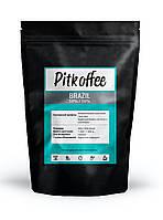 Кофе в зернах свежая обжарка Купаж Бразилия/Вьетнам 50/50 (BRASIL/VIETNAM 50/50) 500