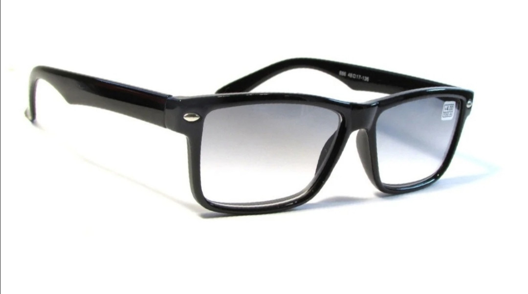 Универсальные тонированные очки для зрения