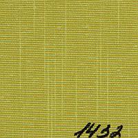 Вертикальні жалюзі Тканина Itaka (Ітака) Жовтий 1432