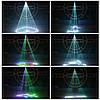 Анимационный лазерный проектор 500 mW RGB 3D эффект для дискотек, фото 3