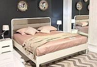 Кровать Вейв белый шпонированный МДФ от TopArt