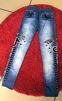 Легінси для дівчинки Tik Tok ріст 140-146, фото 1