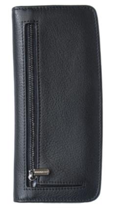 Портмоне Tony Perotti кожаное Newcontatto 2701 nero черный, фото 2