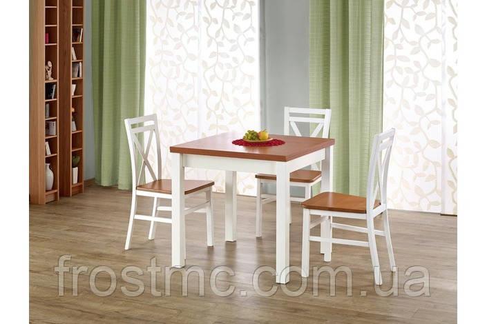 Деревянный стол GRACJAN HALMAR (ольха)