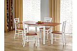 Дерев'яний стіл GRACJAN HALMAR (вільха), фото 2