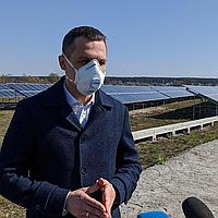 На Харківщині збудують сонячну електростанцію потужністю 8 МВт