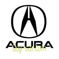 3D Наклейки для дисків Acura 65мм