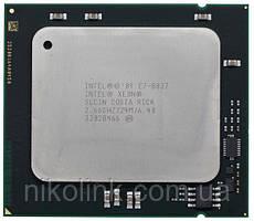Процессор Intel Xeon E7-8837 2.66GHz/24Mb/6.4 GT/s, s1567 (AT80615006750AB), Tray, б/у