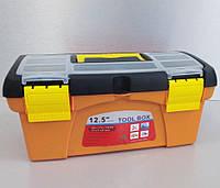 """Ящик для інструменту 12,5"""" 326*128*148мм LTL13006 пластик"""
