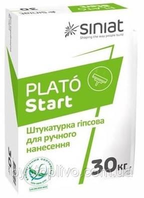 PLATÓ Start гипсовая штукатурка