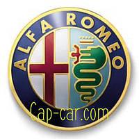 3D Наклейки для дисків Alfa Romeo 65мм (Альфа Ромео)