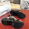 Черно-серебряные кроссовки Louis Vuitton, фото 8