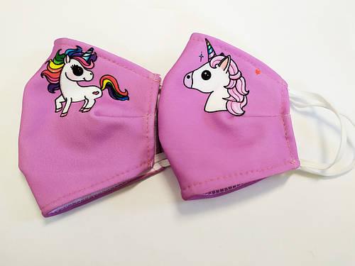 Защитная маска с принтом Мой Маленький Пони