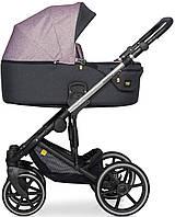 Дитяча універсальна коляска 2 в 1 Riko Exeo 02 Purple, фото 1