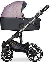 Дитяча універсальна коляска 2 в 1 Riko Exeo 02 Purple