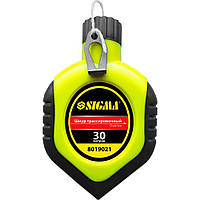 Шнур трассировочный 30 м Sigma 8019021