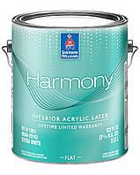 "КРАСКА HARMONY FLAT (Глубокоматовая) ""Extra White,  Deep "" Sherwin Williams (3,78 л)"