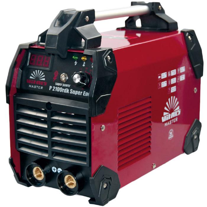 Инвертор сварочный 160А 1.6-5.0мм Vitals Master P 2100rdk Super Energy