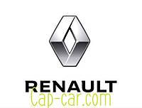 3D Наклейки для дисків Renault 65мм ( Рено )