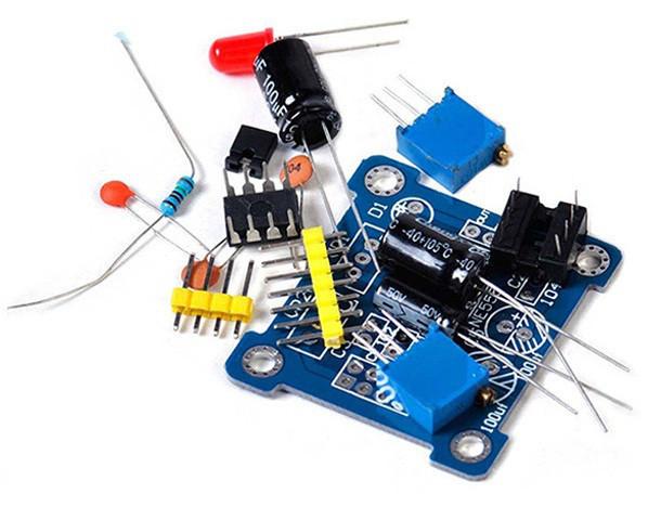DIY Kit генератор сигналу NE555