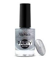 TopFace Лак для нігтів Party Glitter PT106 №104